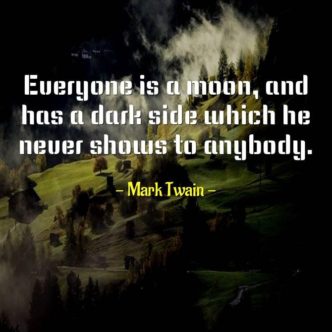 Mark Twain Quotes, Life  & Philosophies