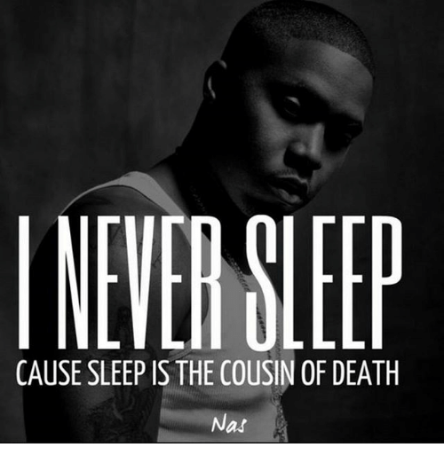 Sleep is the Cousin of Death Quotes