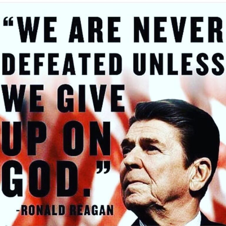 Ronald Reagan Quotes & Ronald Reagan's Biography