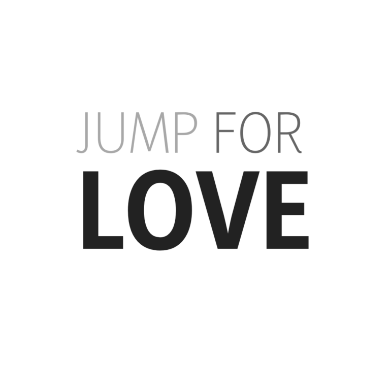 Jump for Love Quotes
