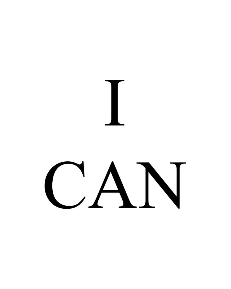 I CAN | I CAN QUOTES