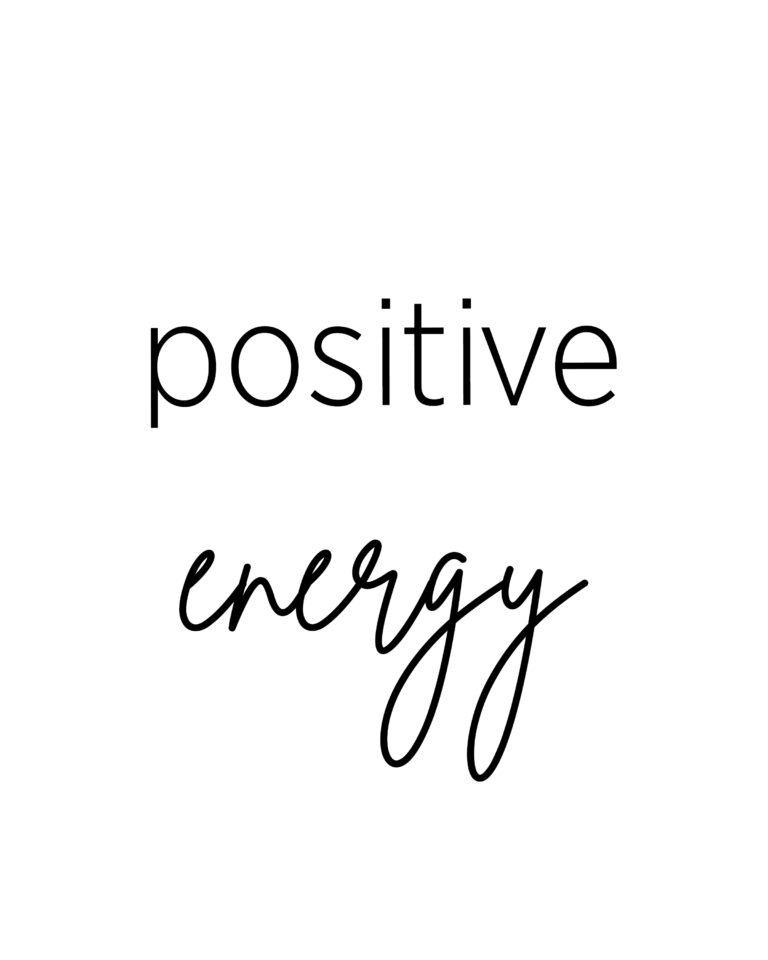 Positive Energy Quotes | Best Positive Energy Quotes