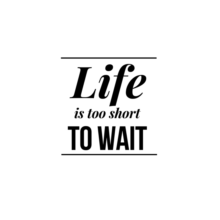 270+ (BEST) Motivational Quotes On Waiting for Someone & The Right Time
