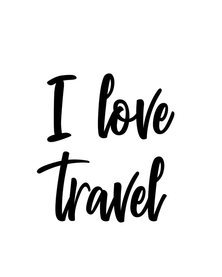 I Love Travel Quotes | Travel And Adventure Quotes
