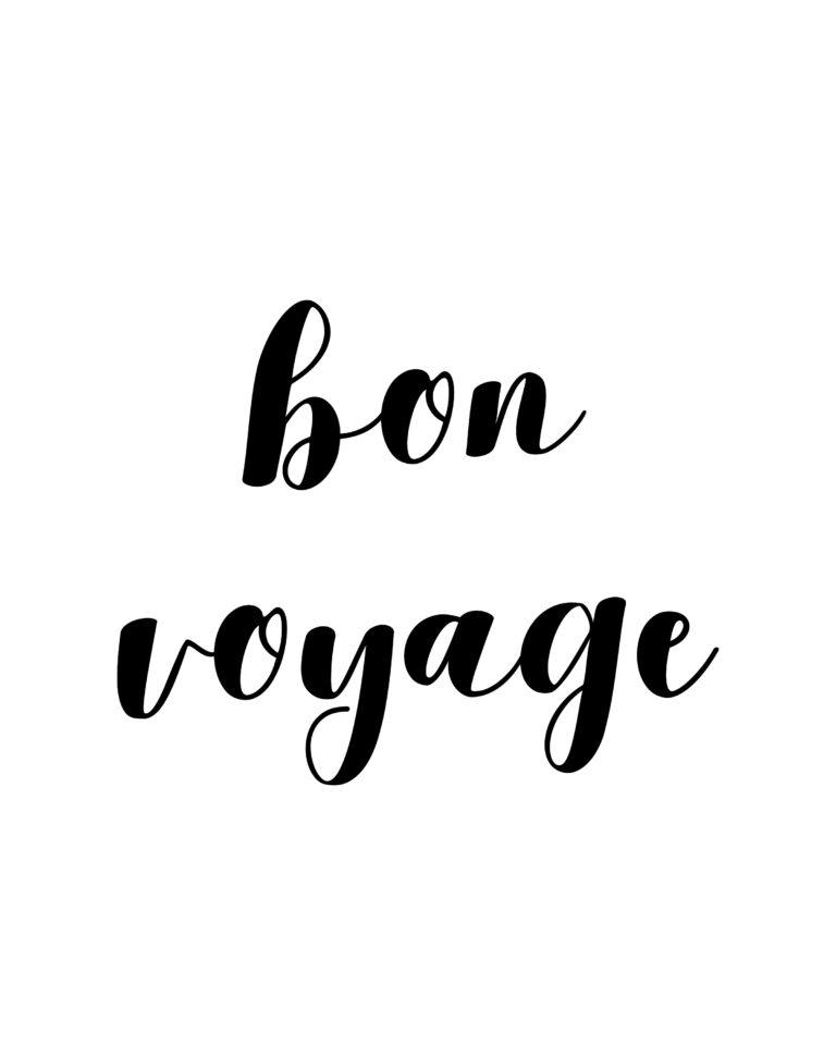 Bon Voyage Quotes   Best Travel Quotes