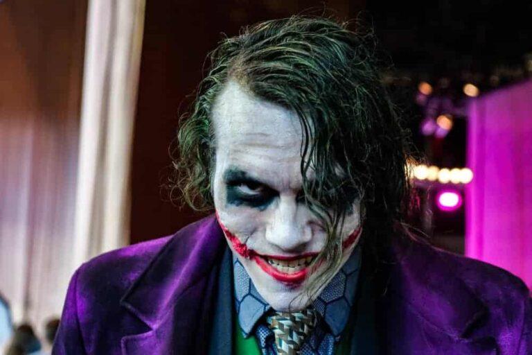 300+ (BEST) Inspirational Heath Ledger Joker Quotes About Life, Love& Friendship
