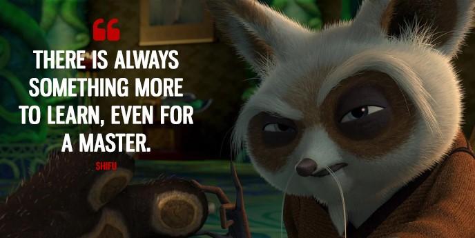 63+ Best Inspiring Master Shifu Quotes