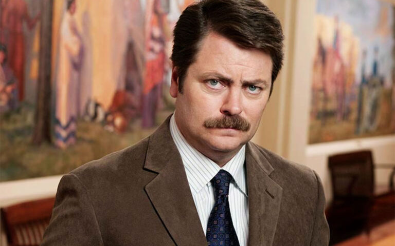 225+ (FUNNY) Best Ron Swanson Quotes| Parks and Recreation Quotes