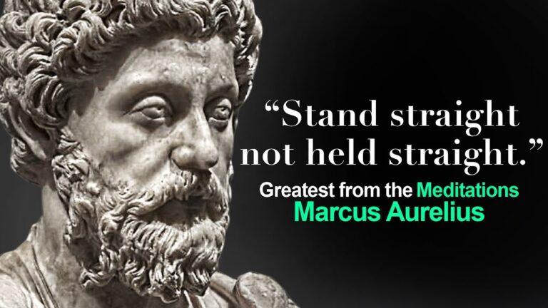 370+ (BEST) Meditations Marcus Aurelius Quotes About Life, Love & Death
