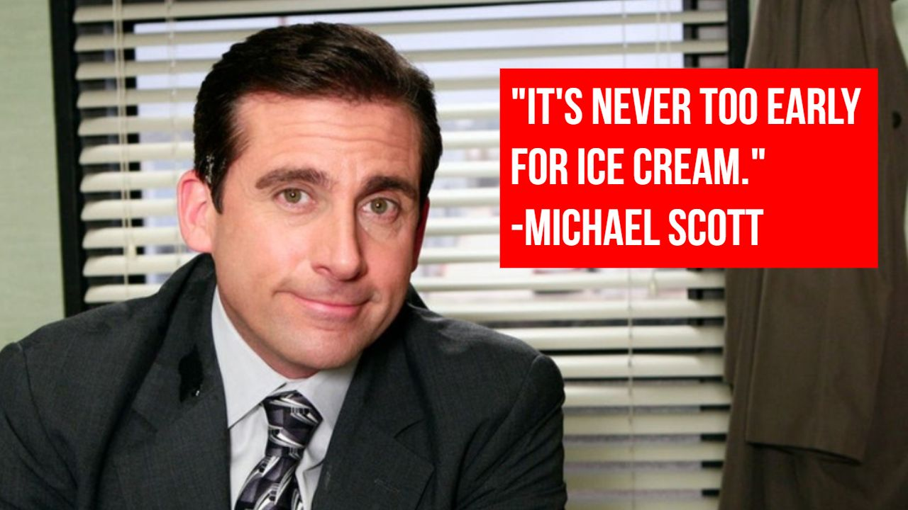 Michael Scott Quotes with Important Life